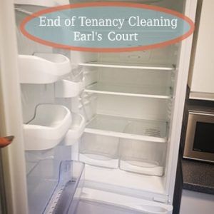 deep clean earls court