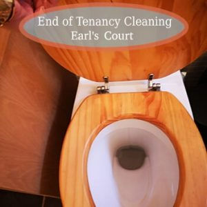 end of tenancy cleaning earls court