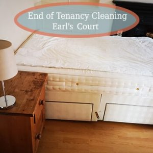 end of tenancy cleaning services earls court